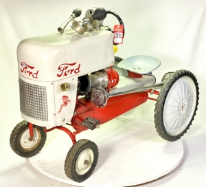 Custom Ford Pedal Tractor