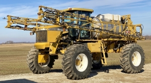 2001 AG-CHEM 1254 Rogator Self Propelled Sprayer