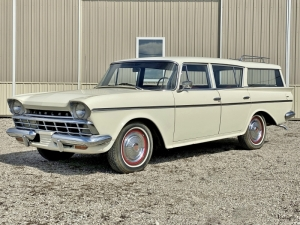 1960 AMC Rambler Super Cross Country Station Wagon