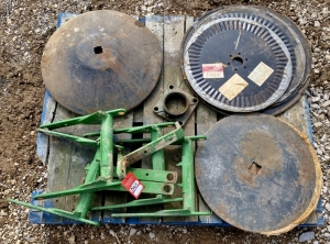 No-Till Coulters & Disc Blades - NEW
