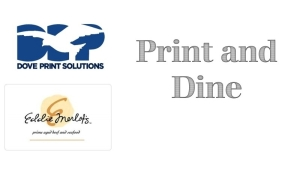 Print and Dine