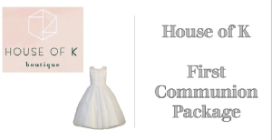 First Communion Package