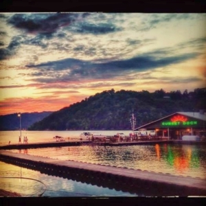 Enjoy Sunset Marina on Dale Hollow Lake
