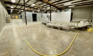 GFS Spray Booth System