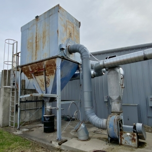 Koger Air Dust Collection System