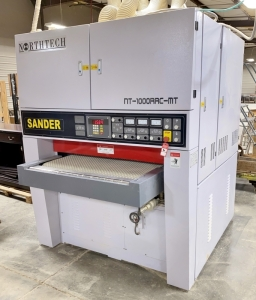 Northtech NT-1000RRC-MT Wide Belt Sander