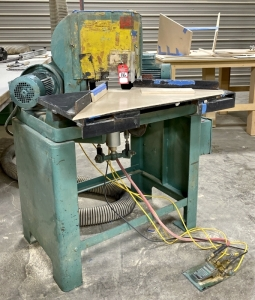 Pistorius Model MN201 Double Miter Saw