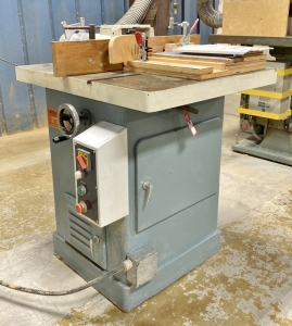 Northtech Model NT-101-53-11/4 Spindle Shaper