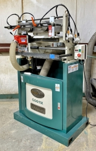 Grizzly Model G0611X Dovetail Machine