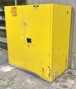 U-Line Flammable Cabinet