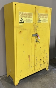 Eagle Mfg. Flammable Cabinet