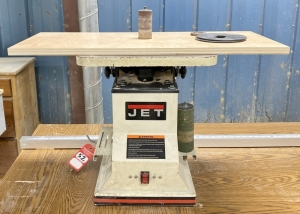 JET JBOS-5 Bench Top Oscillating Spindle Sander