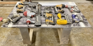 Pneumatic Nail Guns & Staplers