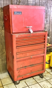 Snap-on 15-Drawer Tool Cabinet