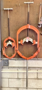 Ridgid No. 466 and 472 Pipe Cutters