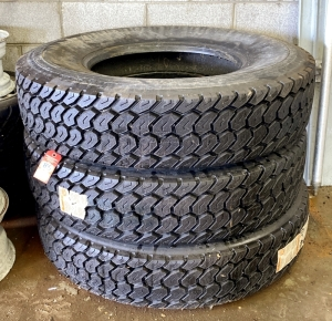 New Michelin Radial 11R22.5 Tires