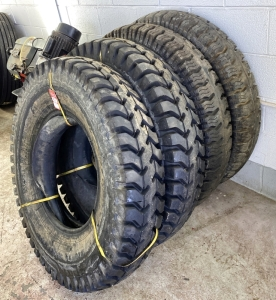 New 9.00-20 Truck Tires