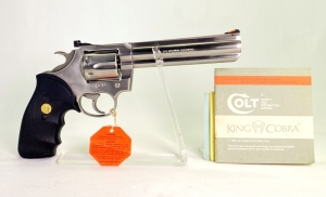 Colt King Cobra 357 Revolver - Used