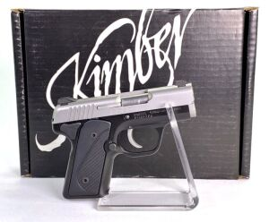 Kimber Solo Carry 9MM Pistol - New