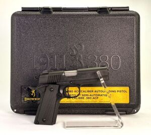 Browning 1911-380 Black Label CMP 380 Pistol - New