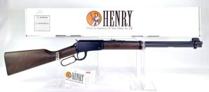 Henry 22 Rifle - New