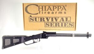 Chiappa X-Caliber M6 Combined Folding Rifle/Shotgun - New
