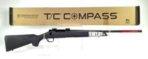 Thompson Center Compass Blued/Comp 204 Rifle - New