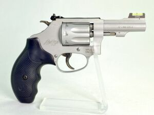 Smith & Wesson Model 317-3 AirLite 22 Revolver - Used