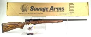 Savage 25 LTWT VAR 223 Rifle - New