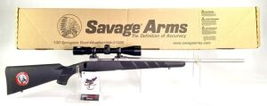 Savage 16 TRO HTR XP 22-250 Rifle - New