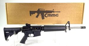 CMMG MK-4 300 AAC BO AR15 Rifle - New