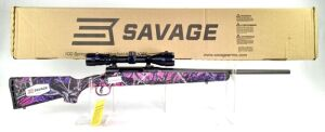 Savage Axis II XP CMPCT 243 Rifle - New