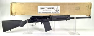 Saiga 20 Ga Shotgun - New