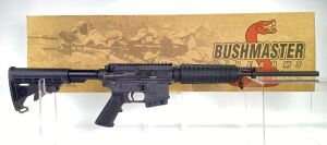Bushmaster Carbon15 223/5.56 Rifle - New