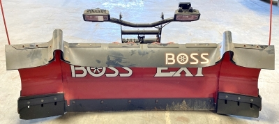 Boss 8'-10' Extendable Truck Mounted Snow Blade