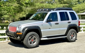 2003 Jeep Liberty Renegade 4x4 SUV