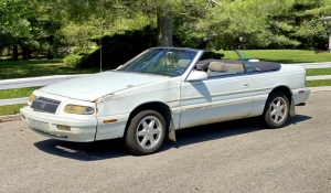 1995 Chrysler LeBaron GTC 2-Door Convertible