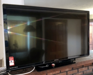 "Emerson Flat Screen 50"" TV"