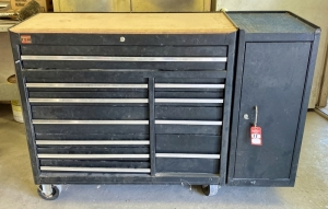 ITB 11-Drawer Roll Around Tool Chest