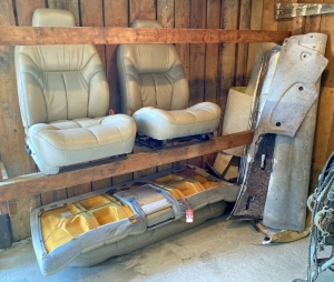 Automotive Seating & Upholstery