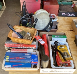 Power Tools and Soldering Gun