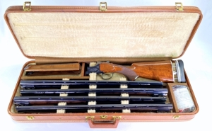 Browning Citori 4-Barrel Grade 1 Skeet Set Over/Under Shotgun
