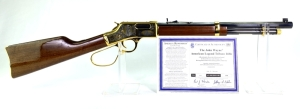 "Henry ""The John Wayne American Legend"" Tribute 45 Cal Rifle"