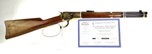"BACO Winchester Model 1892 ""The Gene Autry, Smiley Burnette & Patt Buttram"" Tribute 45 Cal Rifle"