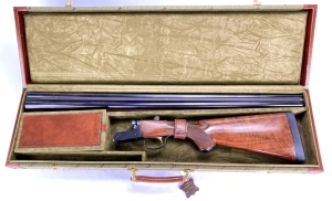 "Winchester Model 23HD ""Heavy Duck"" 12 Ga Shotgun"