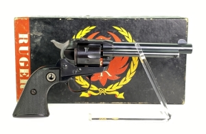 "Ruger ""Old Model"" Single-Six 22 Cal Revolver"