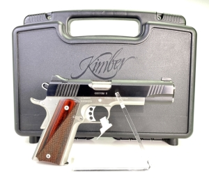 Kimber 1911 Custom II Two-Tone 45 Cal Pistol - New