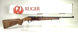 "Ruger 10/22 ""Wild Hog Edition"" 22 Cal Rifle - New"
