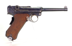 German DWM Luger P.08 9mm Pistol