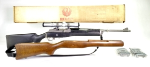 Ruger Mini-14 Ranch 223 Cal Rifle